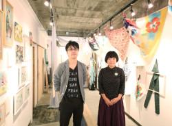 「KANSAI ART BEAT」に掲載していただきました。