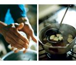 『人と料理』刊行記念   パネル展&ブックフェア|馬場わかな