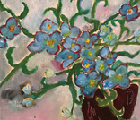Cut flowers|松尾布祐子