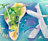 Island-記憶の彼方にある世界-|タテヤマフユコ