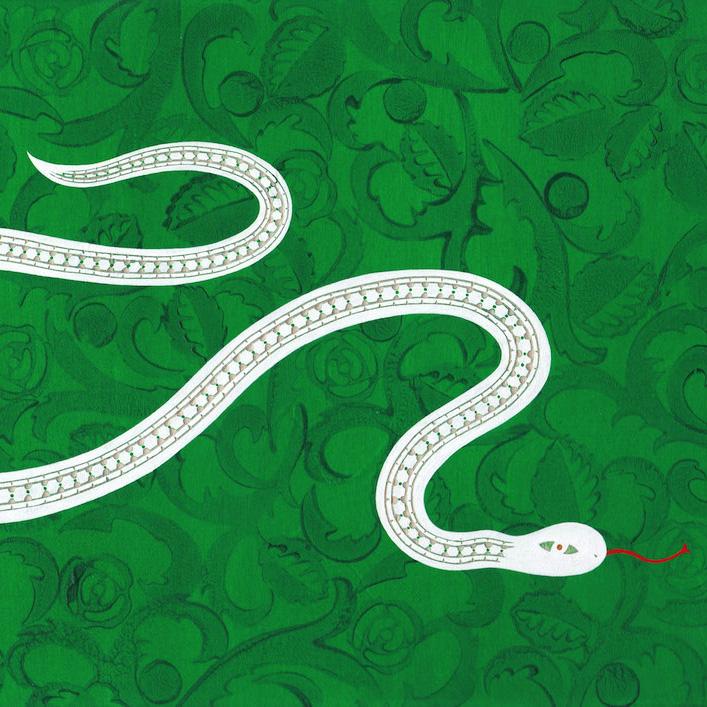 千海博美 個展「Emerald」