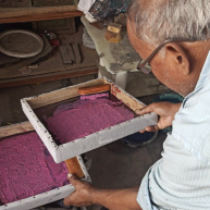 Poh 展示販売会 「インドの手仕事 × 日本の3人のイラストレーター」