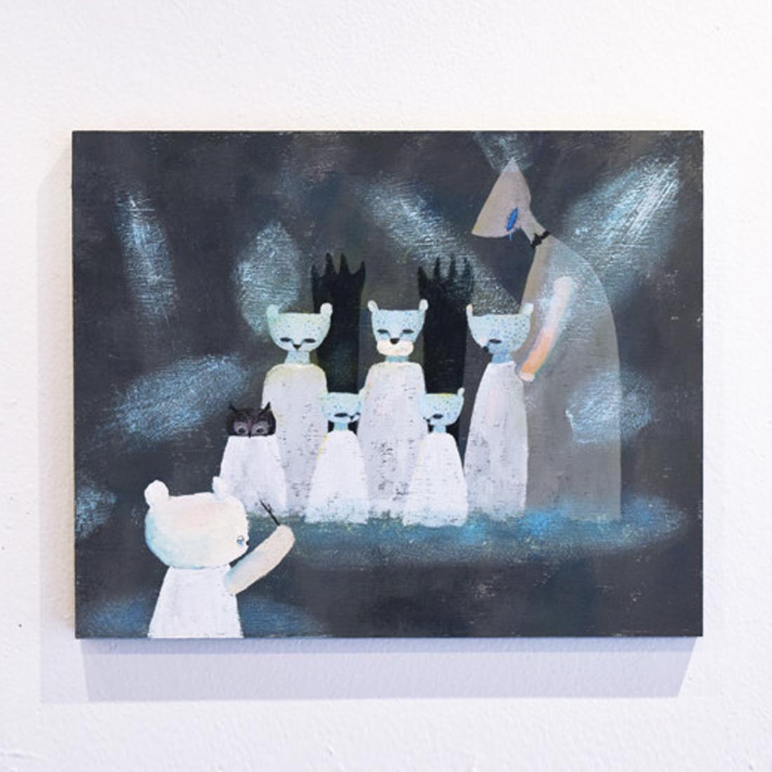 作品「カーテンコール後のフィナーレ」