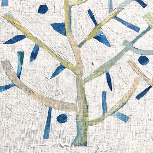作品「木々」