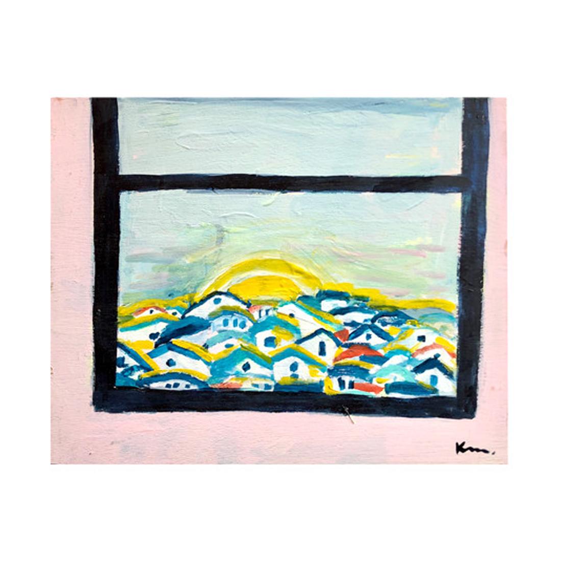 作品「始まりの窓」