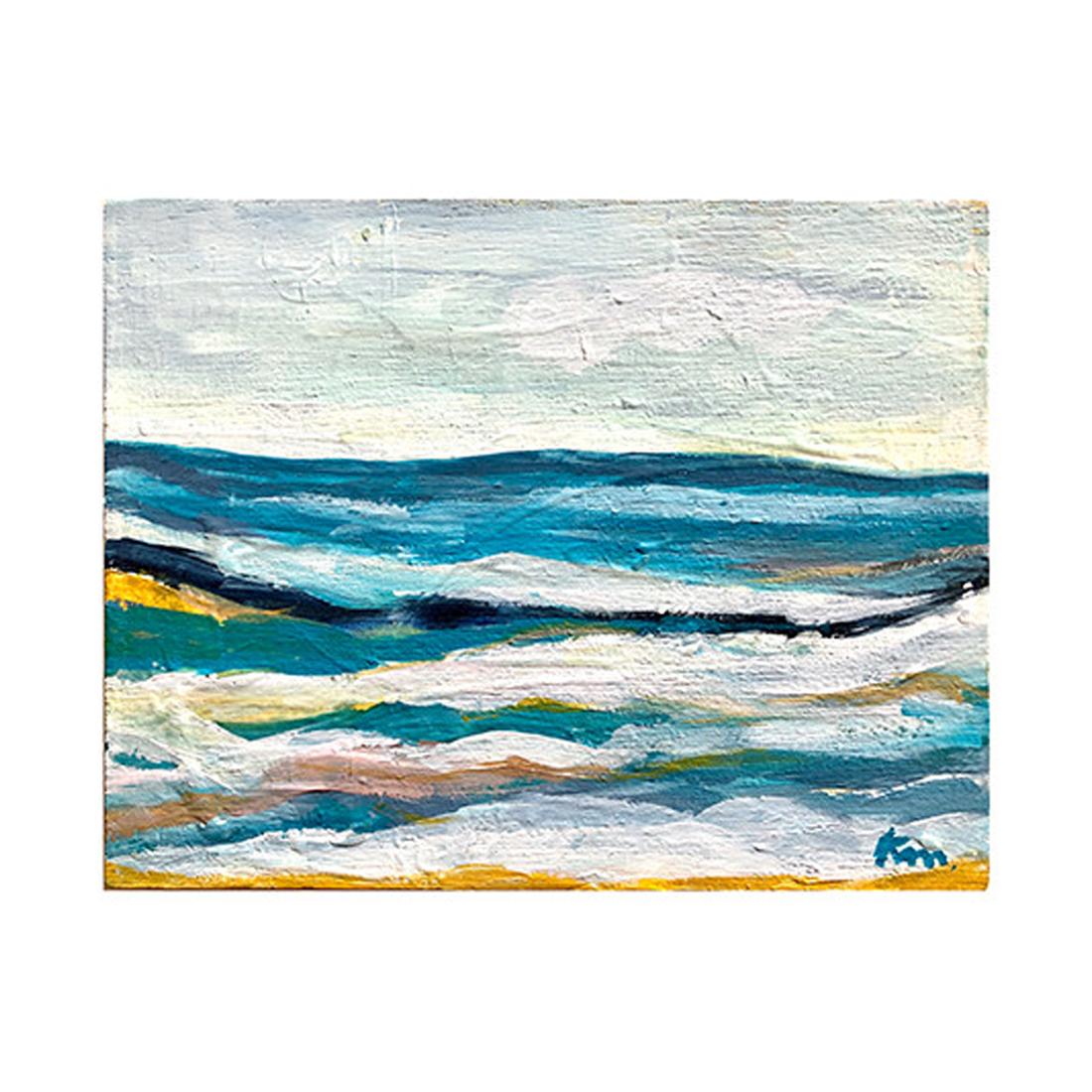 作品「あの日の海」