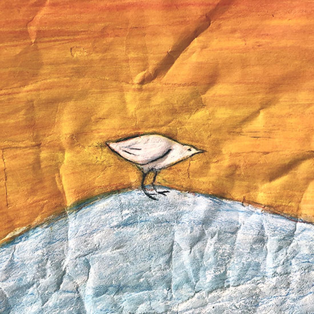 作品「A Bird」