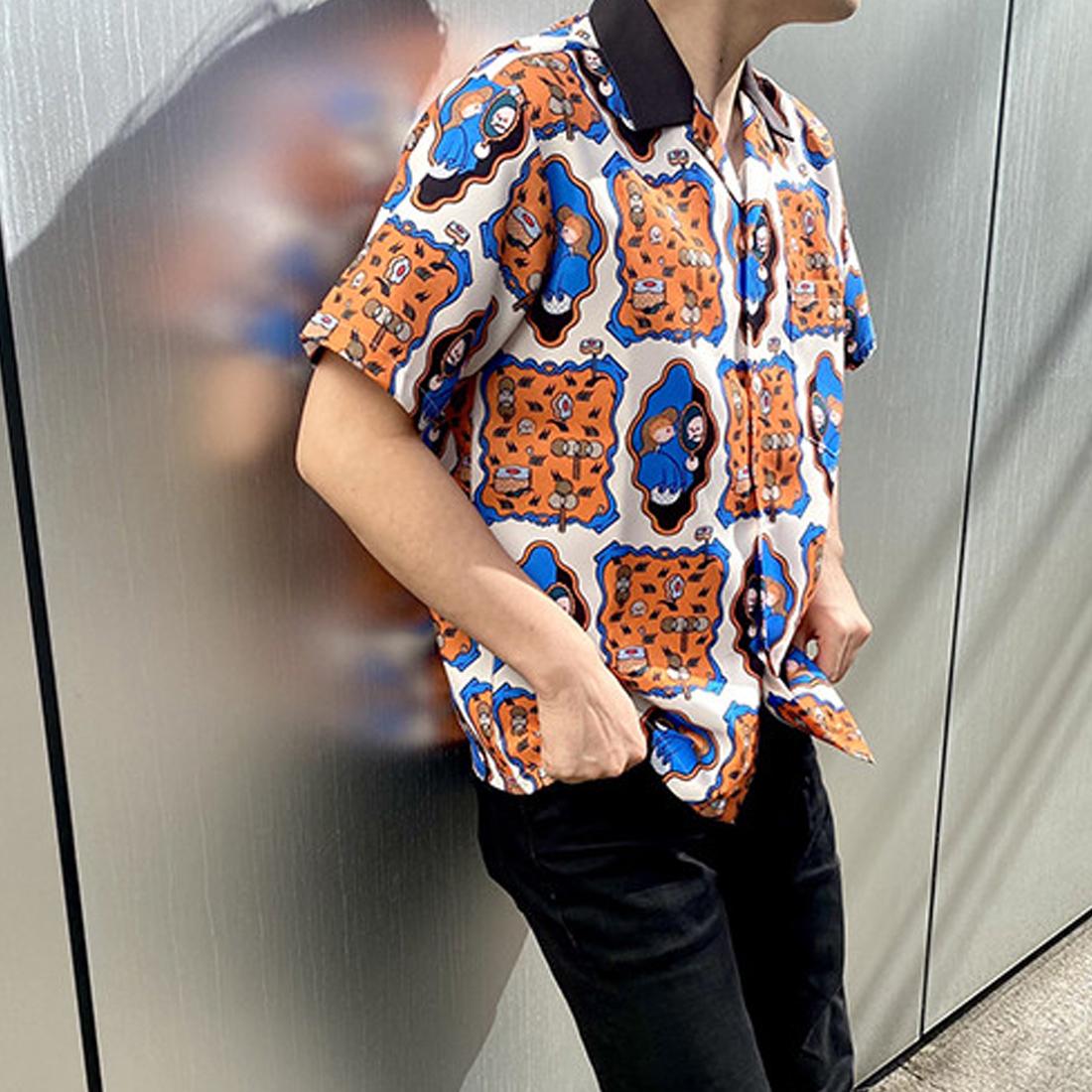 アロハシャツ(そよ風の面影)