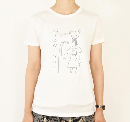 Tシャツ(MIDNIGHT)