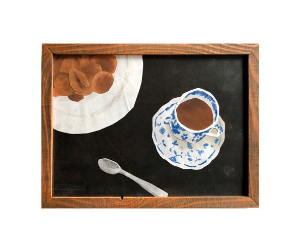作品「コーヒー」