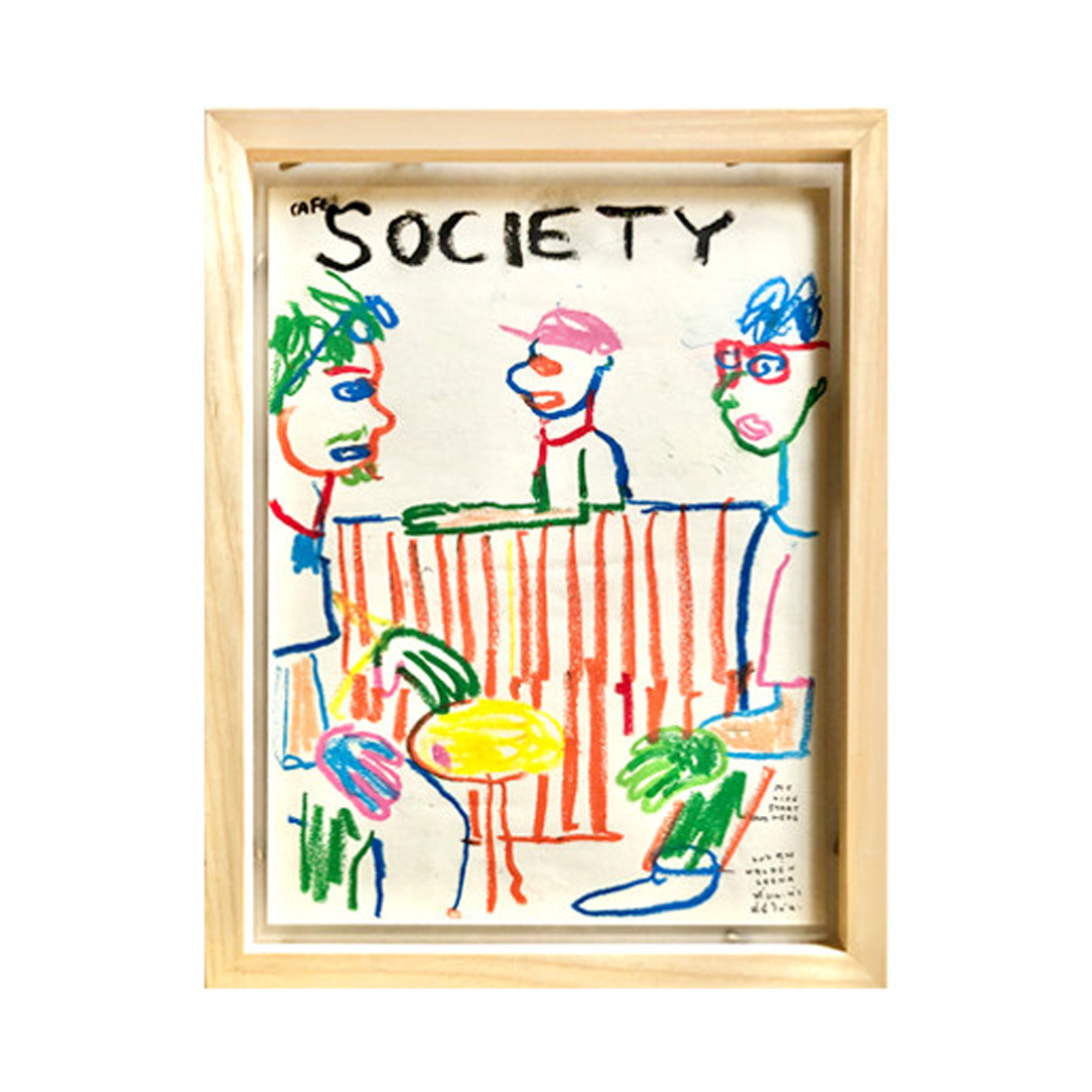 作品「SOCIETY」