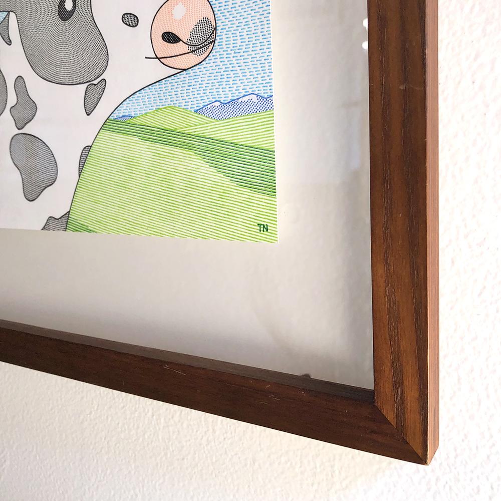作品「牛の時間」