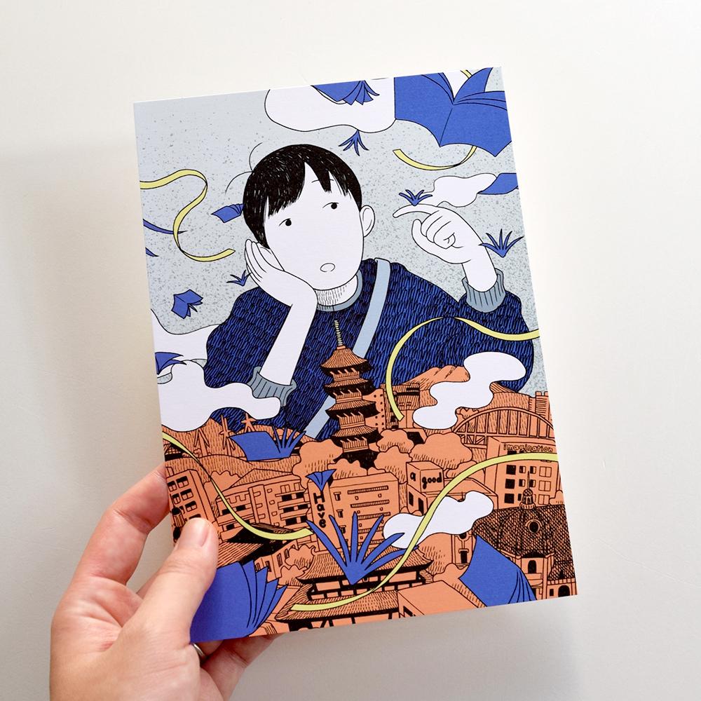 大判ポストカード