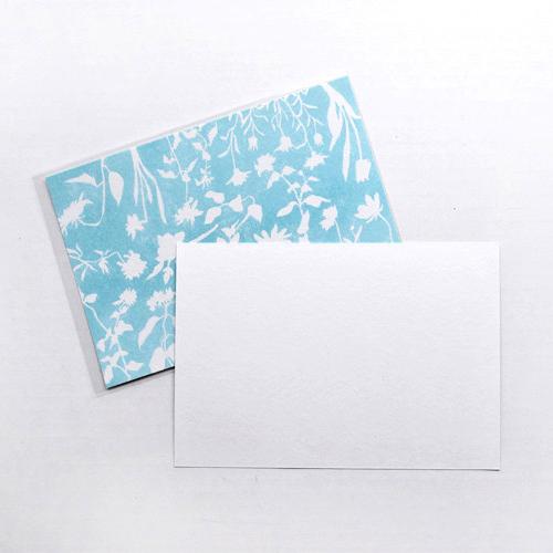ポストカード(ブルー)