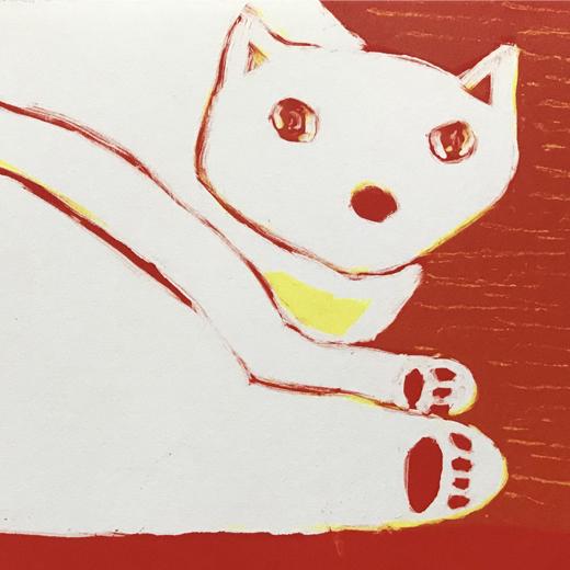 宮嶋結香「Monoprint展 -重なり合う色と形-」