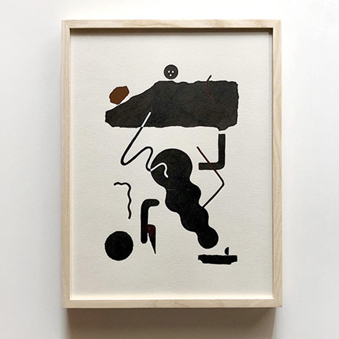 作品「土の塊/ Lump of soil ①」