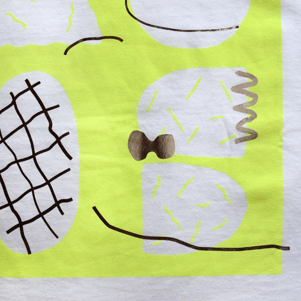 Tシャツ(lump of soil)